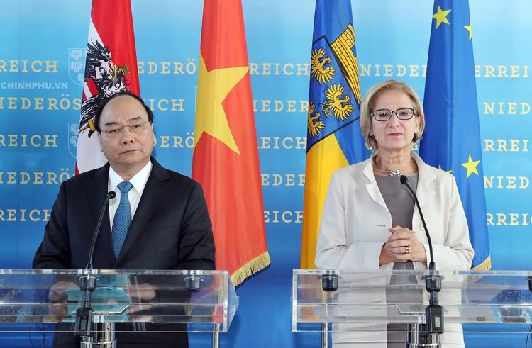 Khuyến khích hợp tác giữa các đối tác Việt Nam và bang Hạ Áo ảnh 2
