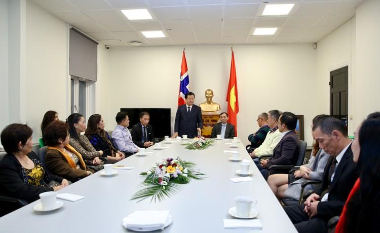 Việt Nam, Na Uy còn nhiều cơ hội mở rộng hợp tác ảnh 5
