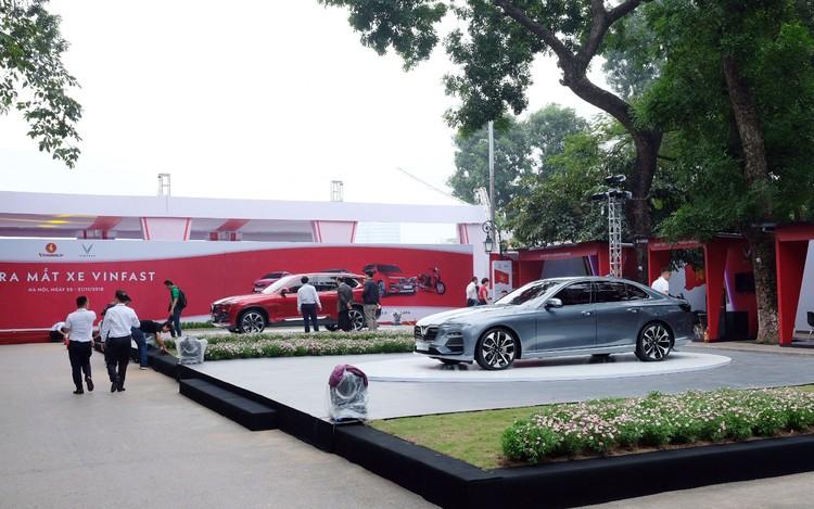 """VinFast công bố giá bán """"3 không"""" với xe ô tô Lux và Fadil ảnh 5"""