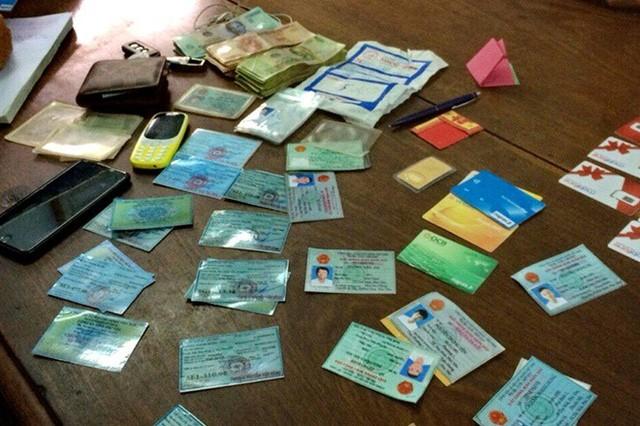 Phú Yên: Làm giả 11 hồ sơ để chiếm đoạt hàng trăm triệu đồng của công ty tài chính ảnh 1