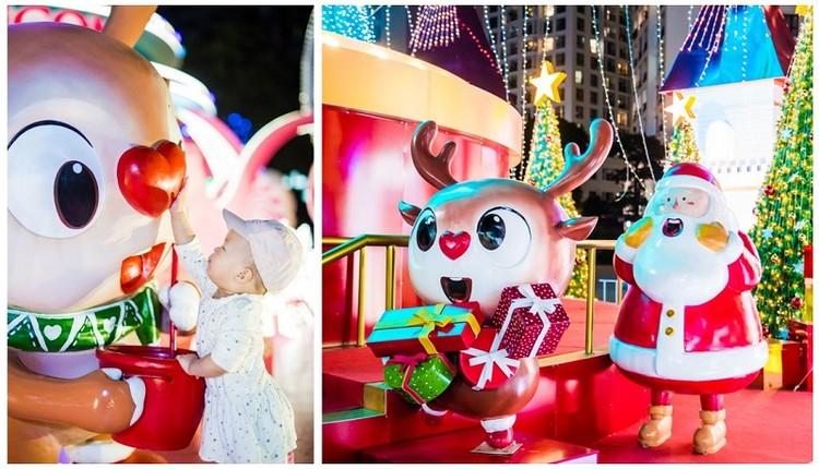 61 trung tâm thương mại Vincom rực rỡ đón Giáng sinh sớm ảnh 5