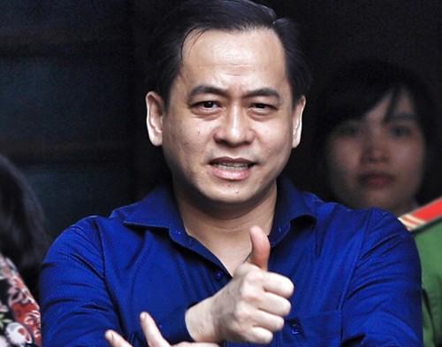 Vũ Nhôm lĩnh 17 năm tù, Trần Phương Bình nhận án chung thân ảnh 1