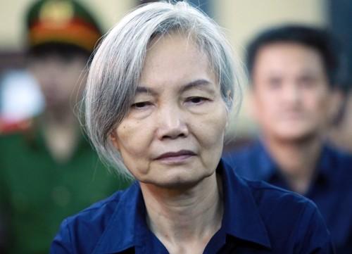 Vũ Nhôm lĩnh 17 năm tù, Trần Phương Bình nhận án chung thân ảnh 4