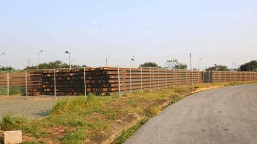 Sắp lắp đặt 3.200 tấn ray cho tuyến metro Nhổn - ga Hà Nội ảnh 1