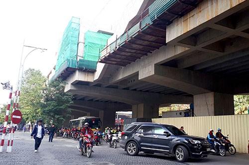 Sắp lắp đặt 3.200 tấn ray cho tuyến metro Nhổn - ga Hà Nội ảnh 2