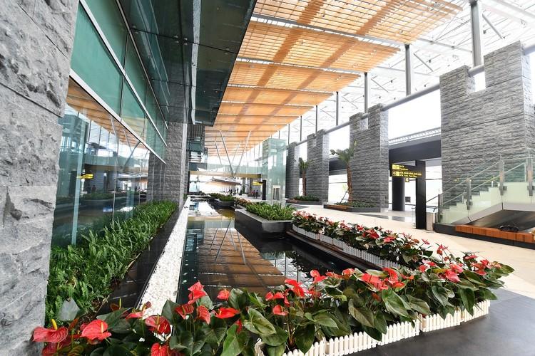 Lần đầu tiên Việt Nam có sân bay sinh thái ảnh 1