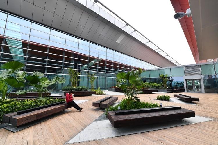 Lần đầu tiên Việt Nam có sân bay sinh thái ảnh 4