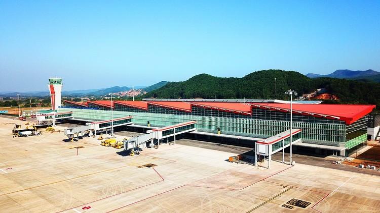 Lần đầu tiên Việt Nam có sân bay sinh thái ảnh 6