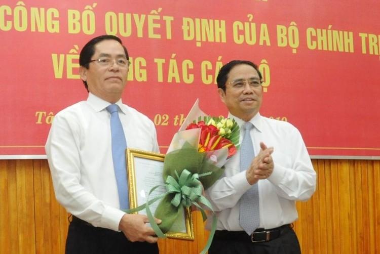 Bộ Chính trị chỉ định Bí thư Đảng ủy khối Doanh nghiệp Trung ương ảnh 1