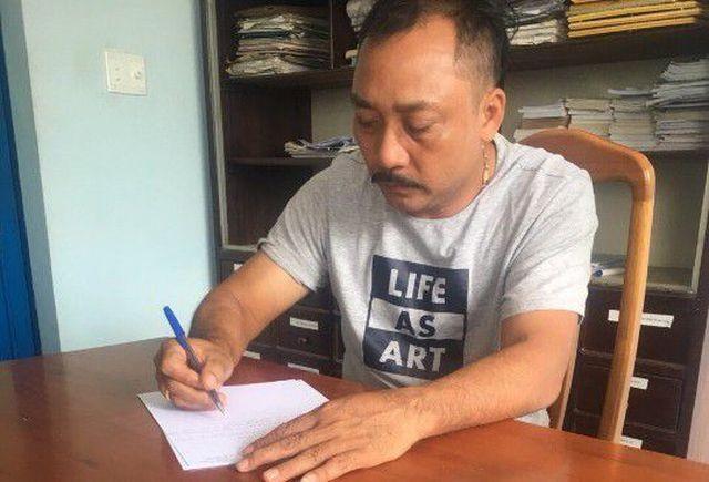 """Đắk Nông: Trạm trưởng trạm kiểm lâm nhận tiền hối lộ của trùm gỗ lậu Phượng """"râu"""" ảnh 1"""