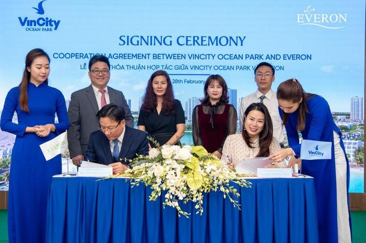 Làn sóng nhà đầu tư Hàn Quốc đổ bộ về VinCity Ocean Park ảnh 1