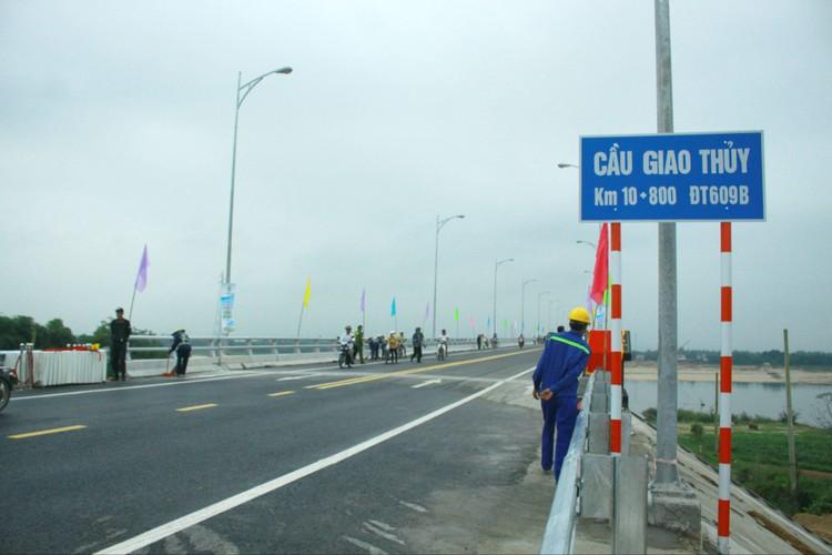 Quảng Nam chuẩn bị lựa chọn nhà thầu xây cầu Giao Thủy ảnh 1