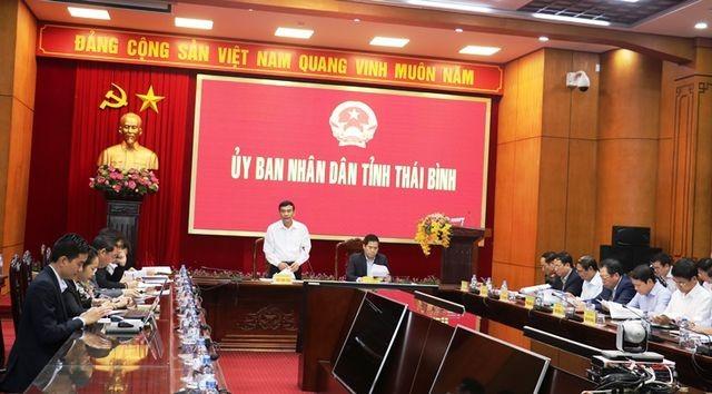 Chủ tịch tỉnh Thái Bình phê bình BOT Thái Hà thông tin không trung thực ảnh 1