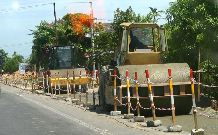 Thanh Hóa: Tổng công ty Minh Tuấn đầu tư đường nối Quốc lộ 47 với Tỉnh lộ 517 ảnh 1