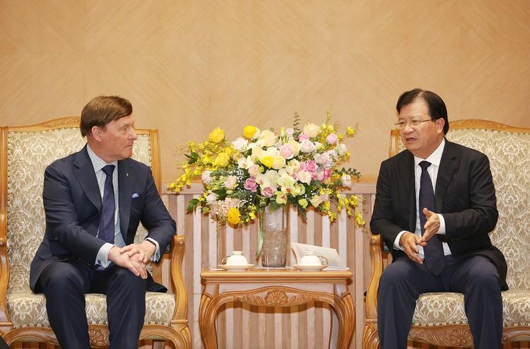 Nhà đầu tư hàng đầu Australia mong muốn phát triển năng lượng tái tạo tại Việt Nam ảnh 1