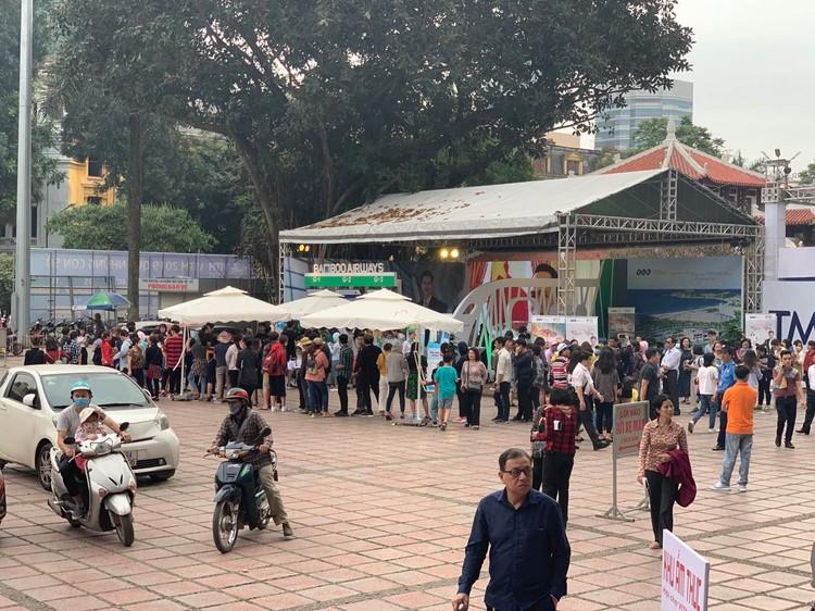 Vé máy bay 199.000 đồng của Bamboo Airways hút khách tại hội chợ VITM 2019 ảnh 1