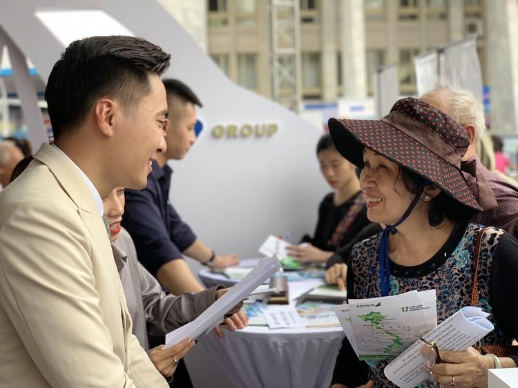 Vé máy bay 199.000 đồng của Bamboo Airways hút khách tại hội chợ VITM 2019 ảnh 2