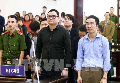 Hoãn phiên tòa xét xử vụ thao túng giá chứng khoán đầu tiên ở Hà Nội ảnh 2