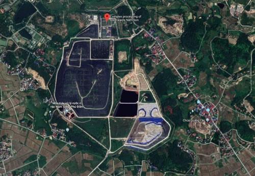 Hà Nội công bố giá bồi thường di dời dân khỏi bãi rác Nam Sơn ảnh 1