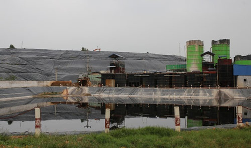 Hà Nội công bố giá bồi thường di dời dân khỏi bãi rác Nam Sơn ảnh 2