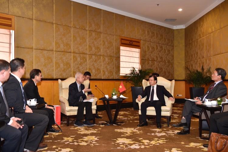 Khuyến khích doanh nghiệp Thái Lan đầu tư tại Việt Nam ảnh 1