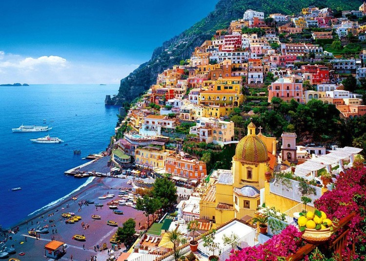 Thiên đường nước Ý giữa lòng đảo Ngọc ảnh 1