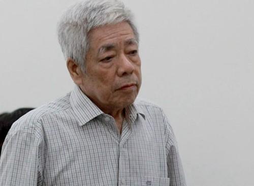 Cựu chủ tịch Vinashin bị phạt 13 năm tù ảnh 1