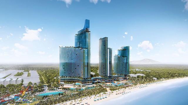 Ninh Thuận, Bình Thuận, Bà Rịa - Vũng Tàu...đang thu hút hàng loạt dự án BĐS du lịch tầm cỡ ảnh 2