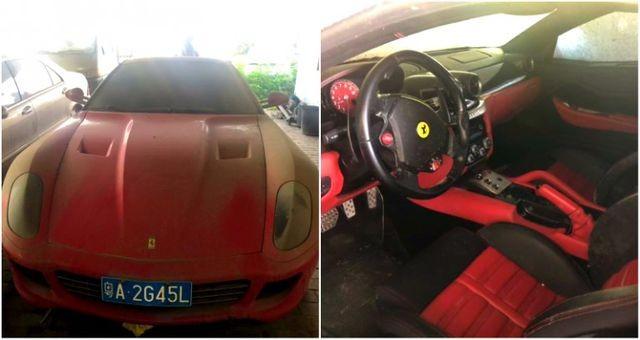 Xe sang Ferrari rao bán giá rẻ giật mình, chưa đến 6 triệu đồng ảnh 1