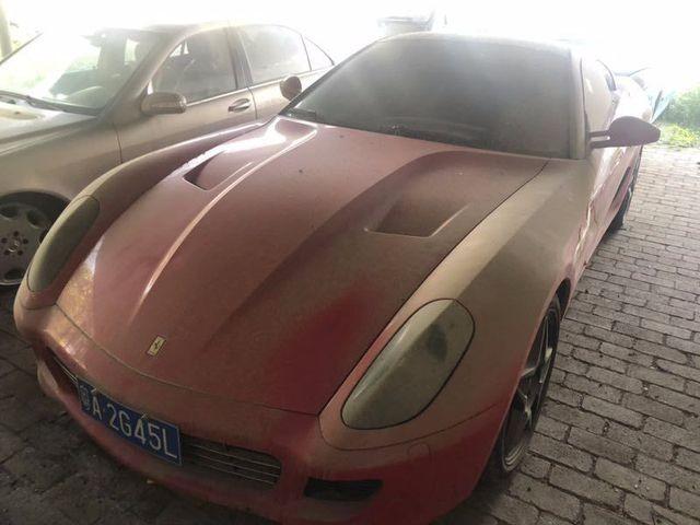 Xe sang Ferrari rao bán giá rẻ giật mình, chưa đến 6 triệu đồng ảnh 2