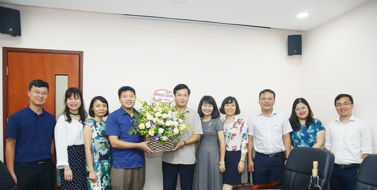 Lãnh đạo Bộ KH&ĐT chúc mừng Báo Đấu thầu nhân ngày Báo chí cách mạng Việt Nam ảnh 3