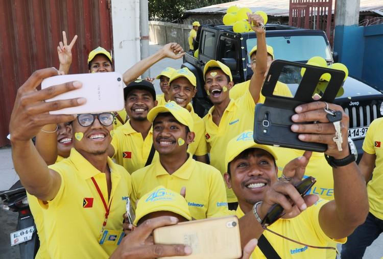 Telemor – thương hiệu Viettel tại Đông Timor ký kết thành công 2 hợp đồng hơn 1 triệu USD ảnh 1
