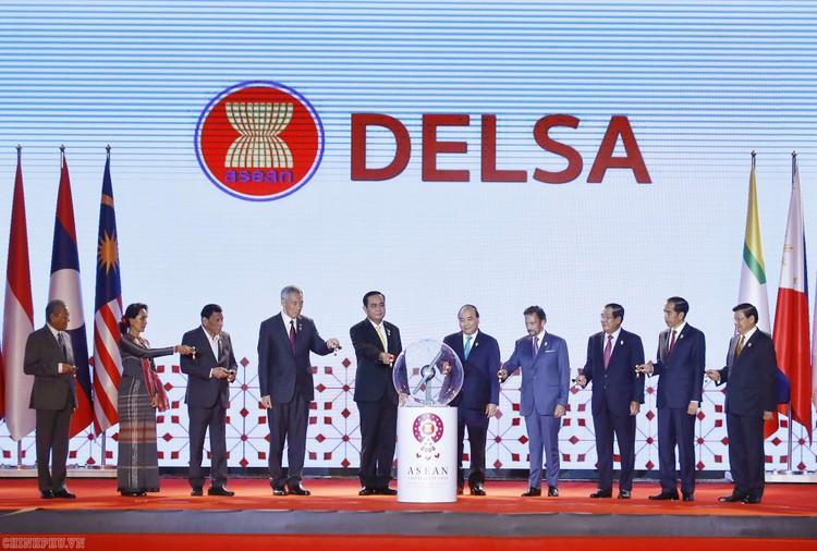 Thủ tướng dự khai mạc Hội nghị cấp cao ASEAN ảnh 1