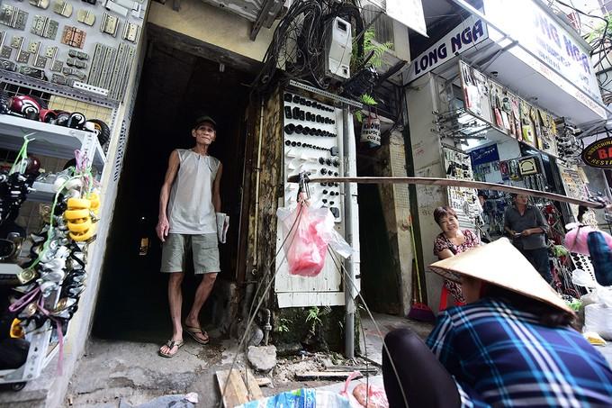 Hà Nội dự kiến khởi công nhà ở di dân phố cổ vào cuối 2019 ảnh 1