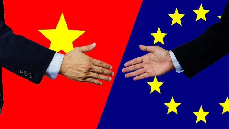 """Ký kết Hiệp định thương mại tự do Việt Nam - Eu: """"Khai thông tuyến cao tốc hướng Tây"""" ảnh 1"""