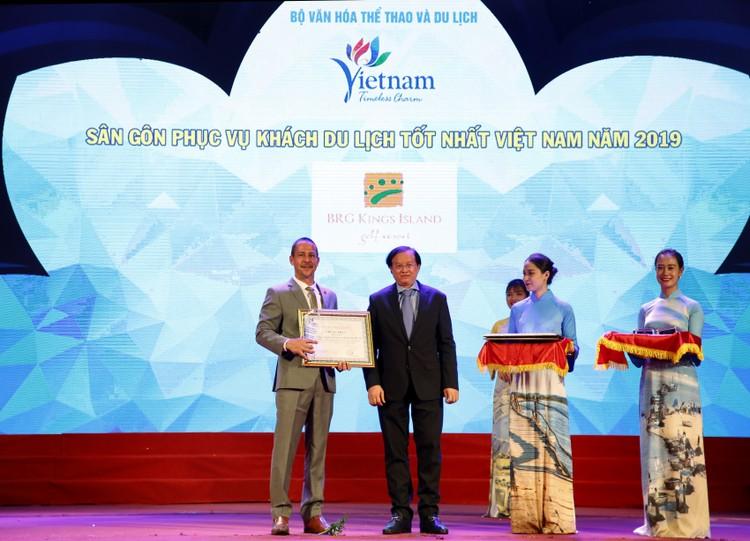 Tập đoàn BRG được vinh danh nhiều giải tại Giải thưởng Du lịch Việt Nam 2019 ảnh 2