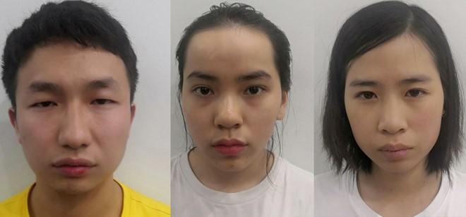 """TPHCM: Triệt phá nhóm người Trung Quốc hoạt động """"tín dụng đen"""" qua App ảnh 2"""