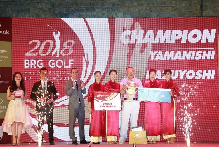 Những yếu tố làm nên uy tín của giải đấu BRG Golf Hà Nội Festival ảnh 3