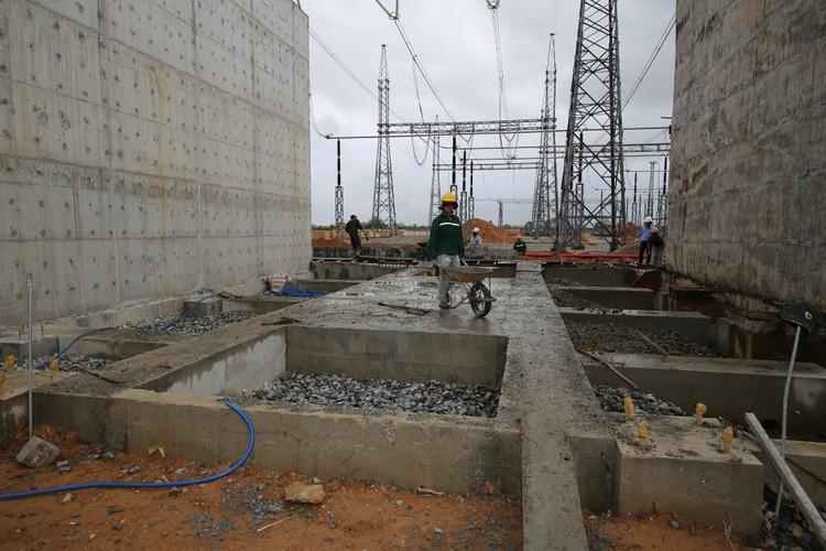 Phó TGĐ EVNNPT Bùi Văn Kiên kiểm tra tiến độ ĐZ 500 kV Dốc Sỏi – Pleiku 2 ảnh 11