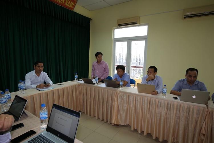 Phó TGĐ EVNNPT Bùi Văn Kiên kiểm tra tiến độ ĐZ 500 kV Dốc Sỏi – Pleiku 2 ảnh 3
