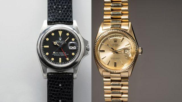 Chiếc đồng hồ bằng vàng của huyền thoại golf Nicklaus được bán với giá hơn 23 tỷ đồng ảnh 2
