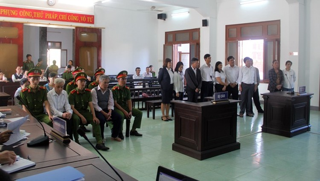 Tham ô tài sản, nguyên Chánh án TAND Phú Yên cùng 3 thuộc cấp hầu tòa ảnh 3