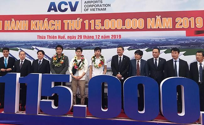 Thừa Thiên Huế: 2.250 tỷ đồng xây mới nhà ga sân bay Phú Bài ảnh 1