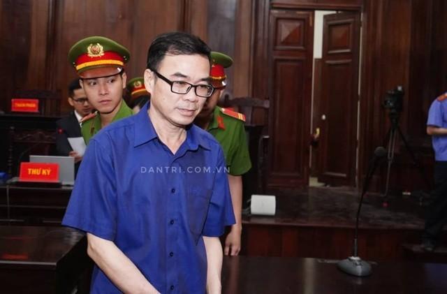 Nguyên Phó Chủ tịch TPHCM Nguyễn Hữu Tín lãnh 7 năm tù ảnh 3