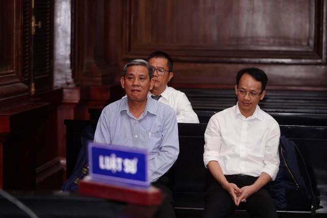 Nguyên Phó Chủ tịch TPHCM Nguyễn Hữu Tín lãnh 7 năm tù ảnh 4