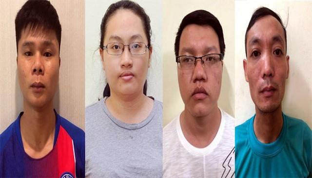 Hà Nội: Truy tố 5 bị can trong đường dây làm giả sổ tạm trú ảnh 1