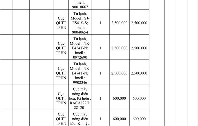 Ngày 13/3/2020, đấu giá hàng hóa vi phạm hành chính bị tịch thu tại Hà Nội ảnh 19