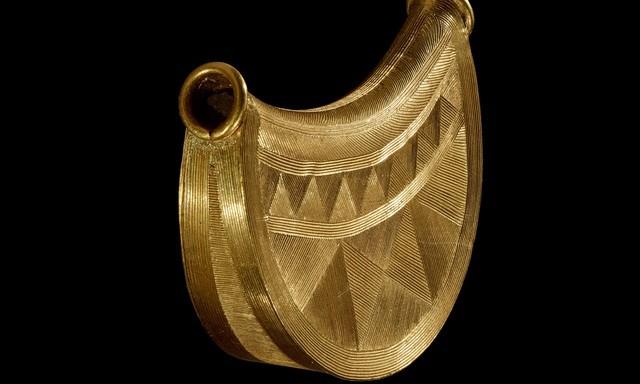 Mặt dây chuyền bằng vàng ròng niên đại 3.000 năm tuổi có giá 7,5 tỷ đồng ảnh 1