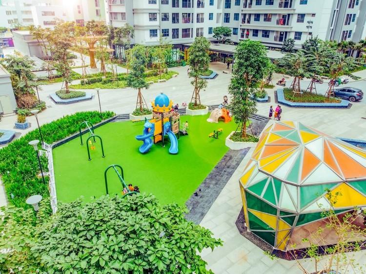 TNR Goldmark City – xu hướng sống xanh của gia đình hiện đại ảnh 1
