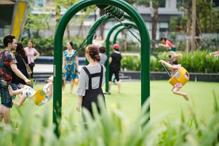 TNR Goldmark City – xu hướng sống xanh của gia đình hiện đại ảnh 4